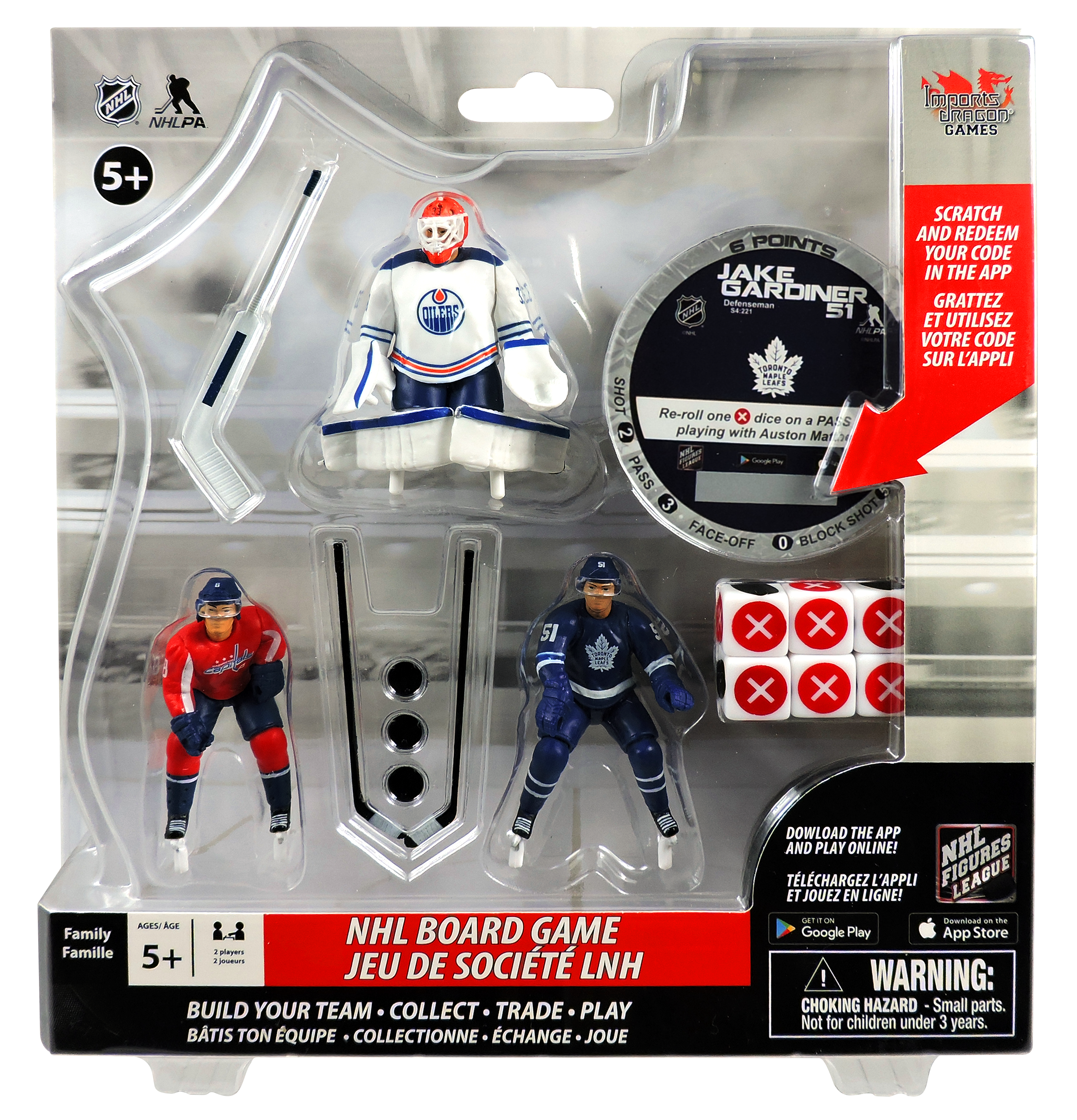 NHL Board Game